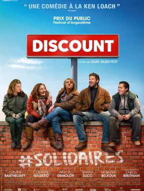 Jaquette dvd Discount