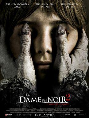 Sortie DVD La Dame En Noir 2 : L'Ange De La Mort