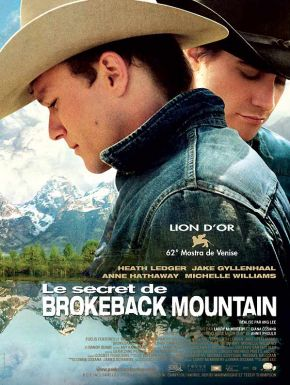 DVD Le Secret de Brokeback Mountain