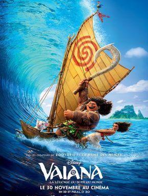 DVD Vaiana, La Légende Du Bout Du Monde
