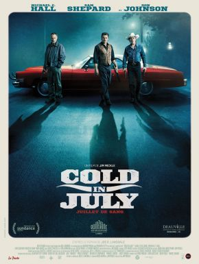 Sortie DVD Cold In July