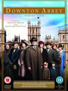 Sortie DVD Downton Abbey Saison 5