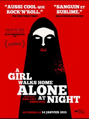 Sortie DVD A Girl Walks Home Alone At Night