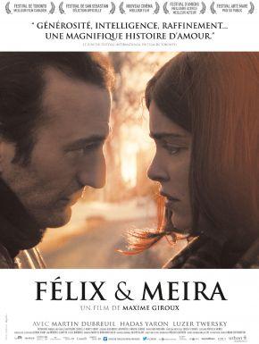 Jaquette dvd Félix Et Meira