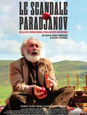 DVD Le Scandale Paradjanov Ou La Vie Tumultueuse D'un Artiste Soviétique