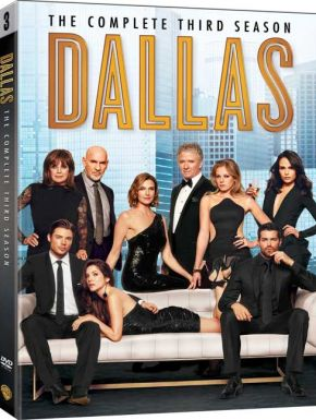 DVD Dallas (2012) Saison 3