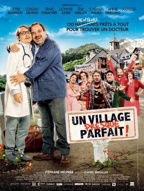 sortie dvd  Un Village Presque Parfait