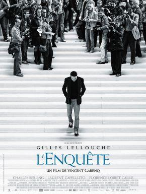 DVD L'Enquête