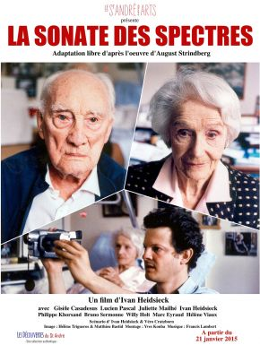 DVD La Sonate Des Spectres