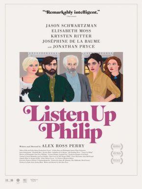 Sortie DVD Listen Up Philip