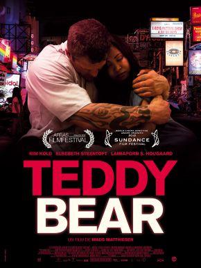 DVD Teddy Bear