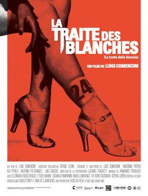 La Traite Des Blanches DVD et Blu-Ray