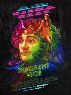 Jaquette dvd Inherent Vice