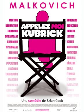 Sortie DVD Appelez-moi Kubrick