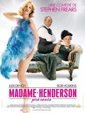 sortie dvd  Madame Henderson présente