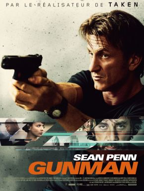 Gunman DVD et Blu-Ray