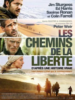 Jaquette dvd Les chemins de la liberté