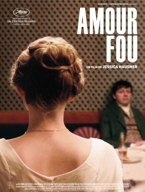 DVD Amour Fou