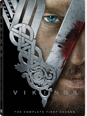 DVD Vikings Saison 1