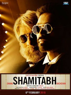 DVD Shamitabh