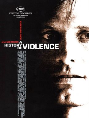 sortie dvd	  A History of violence
