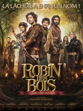 DVD Robin Des Bois : La Véritable Histoire