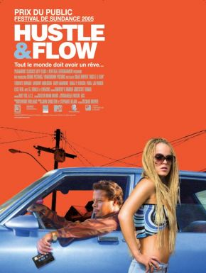 Jaquette dvd Hustle & flow