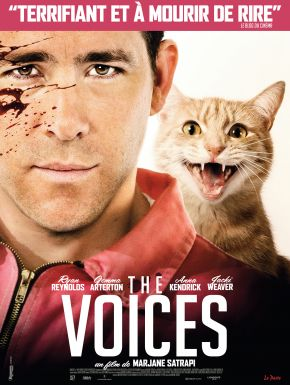 DVD The Voices