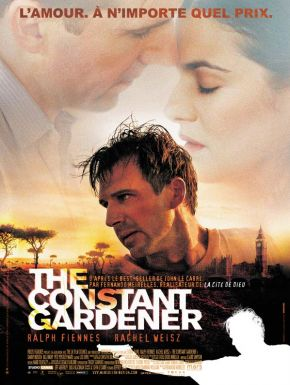 Sortie DVD The Constant gardener