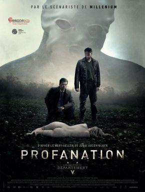 Jaquette dvd Les Enquêtes Du Département V : Profanation