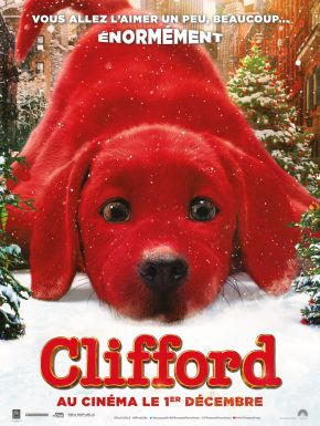 Jaquette dvd Clifford The Big Red Dog