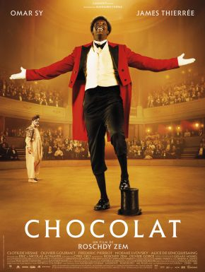 Chocolat DVD et Blu-Ray