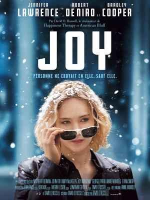 Joy en DVD et Blu-Ray