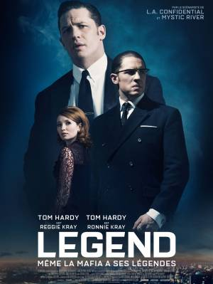 Legend DVD et Blu-Ray