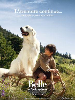 Jaquette dvd Belle Et Sébastien : L'aventure Continue
