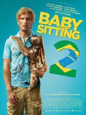 Sortie DVD Babysitting 2