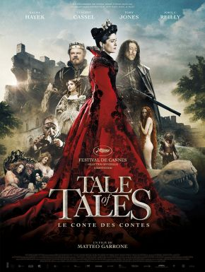 Jaquette dvd Tale Of Tales