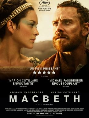 Macbeth DVD et Blu-Ray