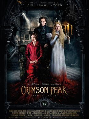 DVD Crimson Peak