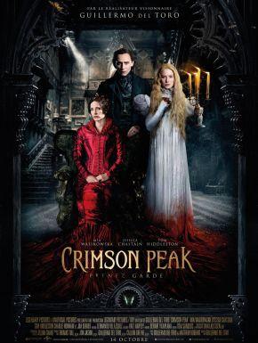 Jaquette dvd Crimson Peak