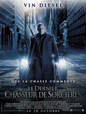 DVD Le Dernier chasseur de sorcières