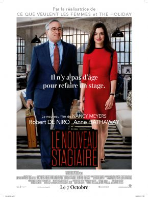 Jaquette dvd Le Nouveau Stagiaire