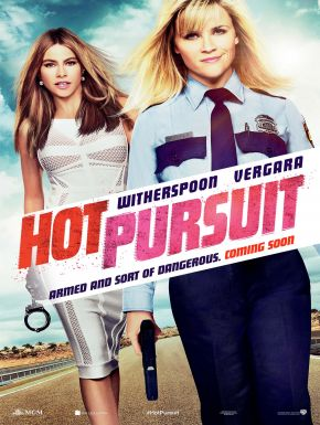 Hot Pursuit DVD et Blu-Ray