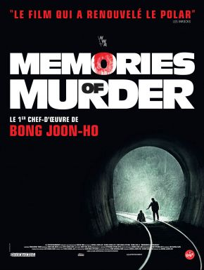 Memories Of Murder DVD et Blu-Ray