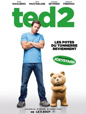 Ted 2 DVD et Blu-Ray