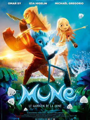 sortie dvd  Mune : Le Gardien De La Lune