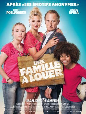 Jaquette dvd Une Famille à Louer