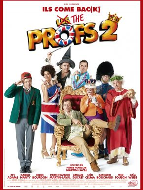 Sortie DVD Les Profs 2