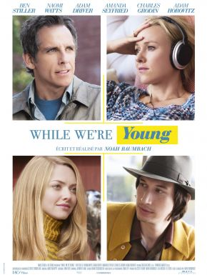 Sortie DVD While We're Young