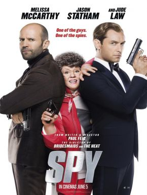 Spy DVD et Blu-Ray